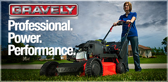 gravely retailer distributer image - lawn and garden