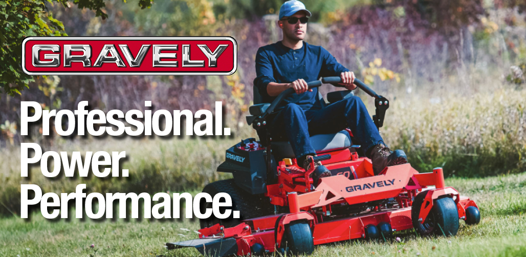 Gravely Mower Image